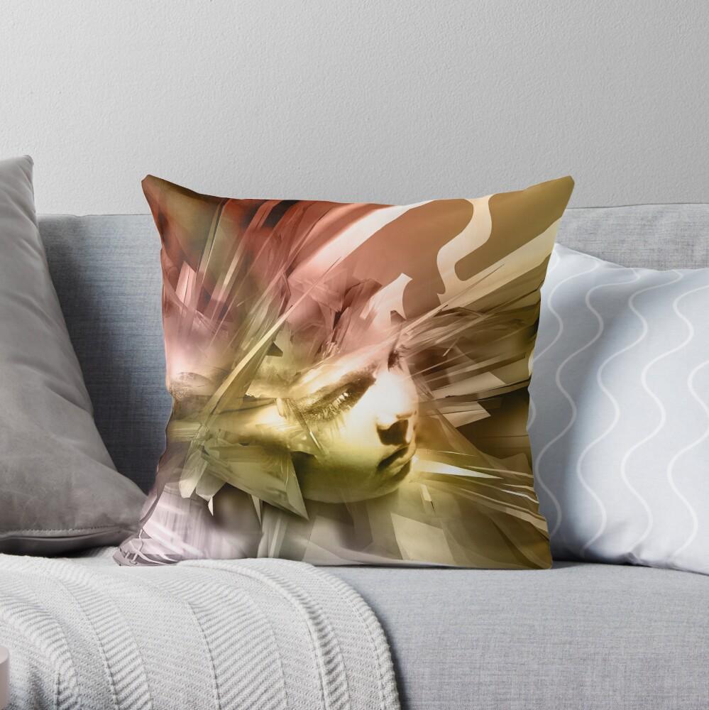 FutureMindChild Throw Pillow