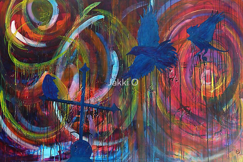 Three by Jakki O