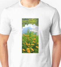 Daisies Near the Lake T-Shirt