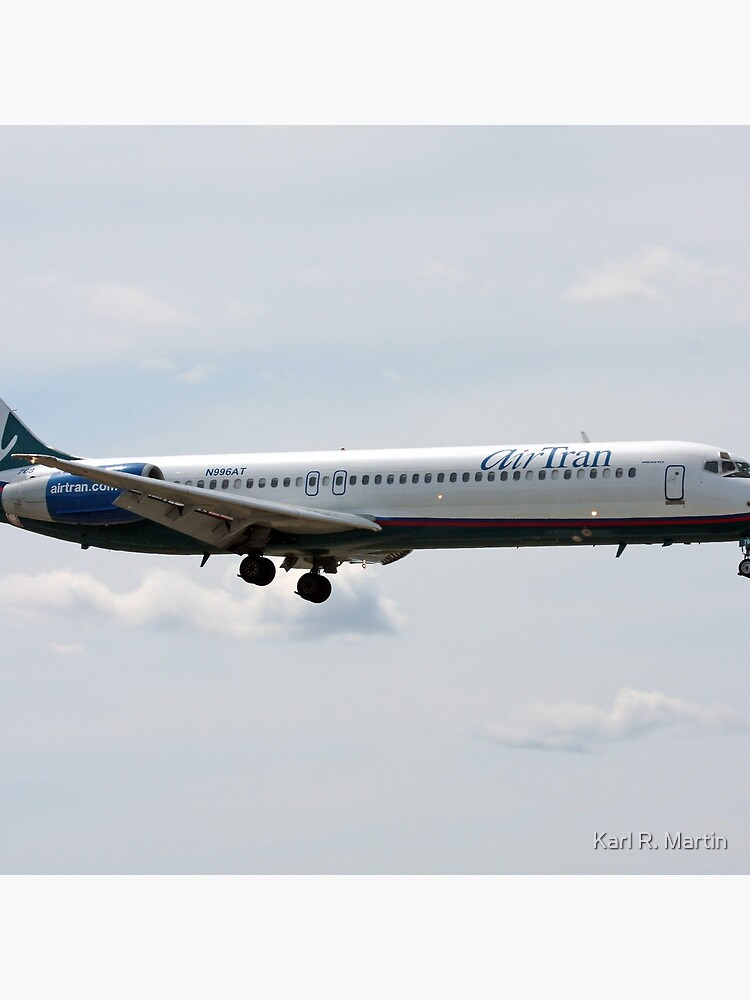Boeing 717-200 by SirEagle