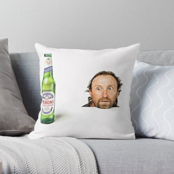 Hmmmm, Beer!! Throw Pillow