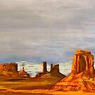 Desert Landscape by Amber Witt