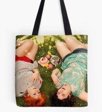 days of fun and frolic Tote Bag