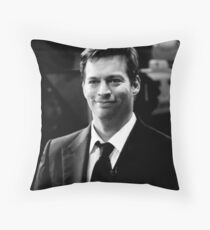 HCJ Throw Pillow