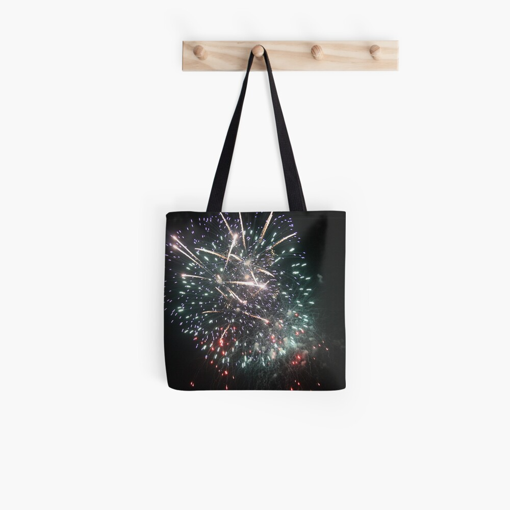 sparkly nights Tote Bag