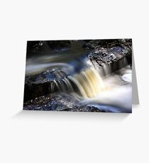 """Little Falls"" Greeting Card"