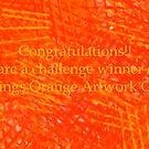winner banner by Annabelle Evelyn