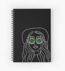 Jade. Spiral Notebook