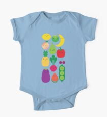 5 A Day Fruit & Vegetables One Piece - Short Sleeve