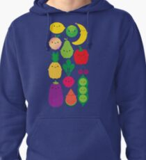 5 A Day Fruit & Vegetables Pullover Hoodie