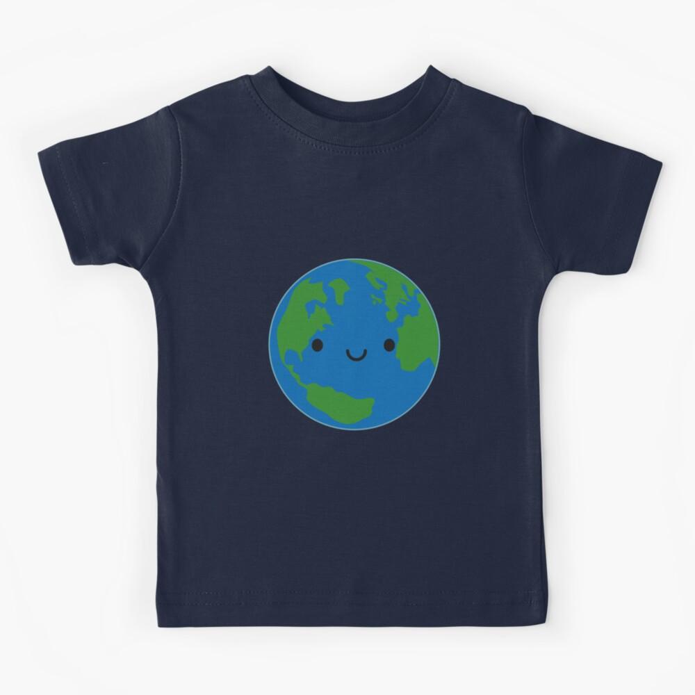 Planet Earth Kids T-Shirt