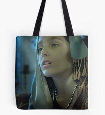 Istanbul Girl Tote Bag