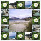 Hebriden-Collage - Western Isles, Schottland von BlueMoonRose