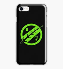 Minimal Fett Logo iPhone Case/Skin