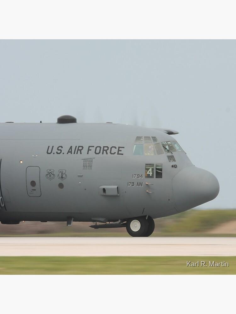 C-130 Hercules by SirEagle