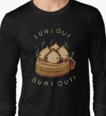Camiseta de manga larga Soles fuera bollos!