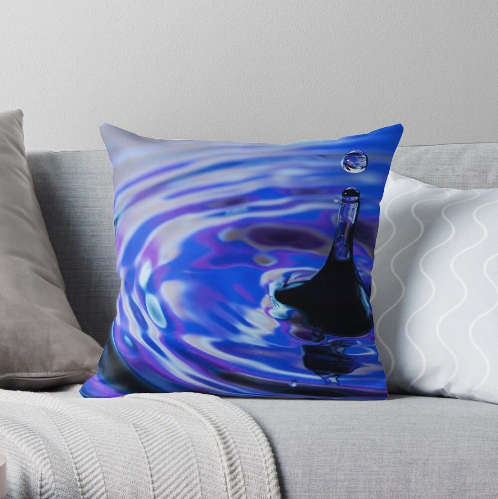 Water Colour Dekokissen
