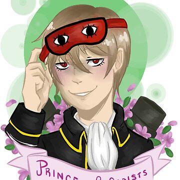 The Prince of Sadists by ArtisticTsuki