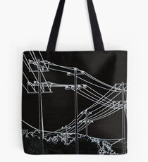 ELECTRICITY #3 Tote Bag