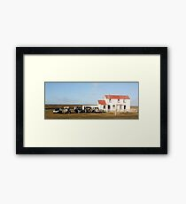 North West Arm Framed Print