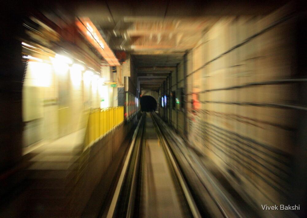 Tunnel Vision by Vivek Bakshi
