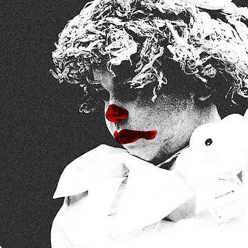 Clown 3 by AlanHarman