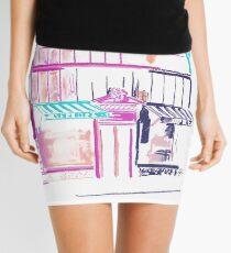 Manhattan in Bloom - Historic Midtown Mini Skirt