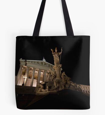 The Seat of Power Tote Bag