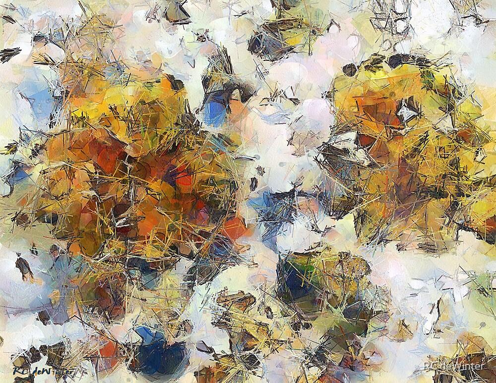 A Tiptoe through the Subconscious by RC deWinter