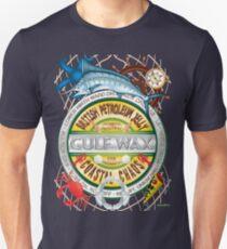 Gulf Wax by British Petroleum Unisex T-Shirt