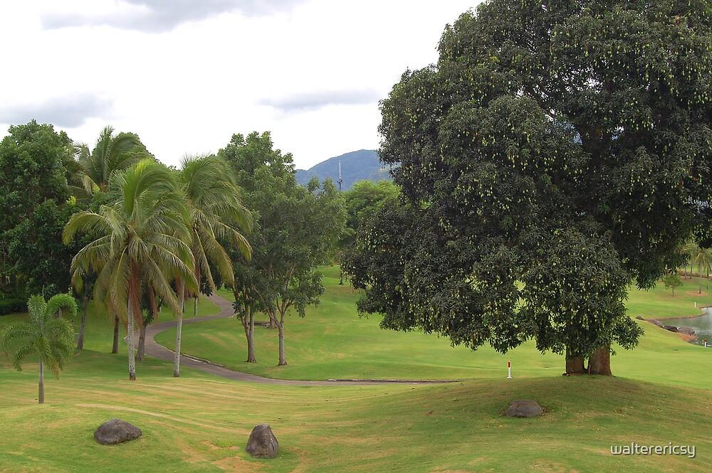 Mount Malarayat Golf Course by walterericsy