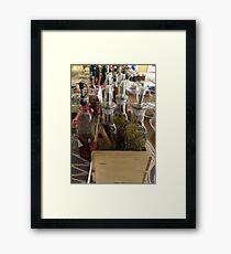 Herb-Infused Gourmet Delights Framed Print