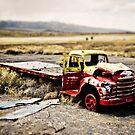 Miniature Truck by Sam Scholes