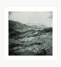 Sacred Valley Art Print
