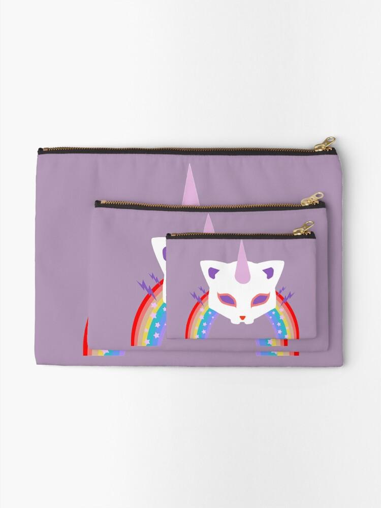Alternative Ansicht von Kitty Abschnitt Rainbow Miraculous Ladybug Täschchen