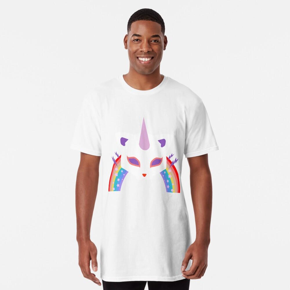 Kitty Abschnitt Rainbow Miraculous Ladybug Longshirt