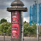 World Cup Adverts: London 2010. UK. by DonDavisUK