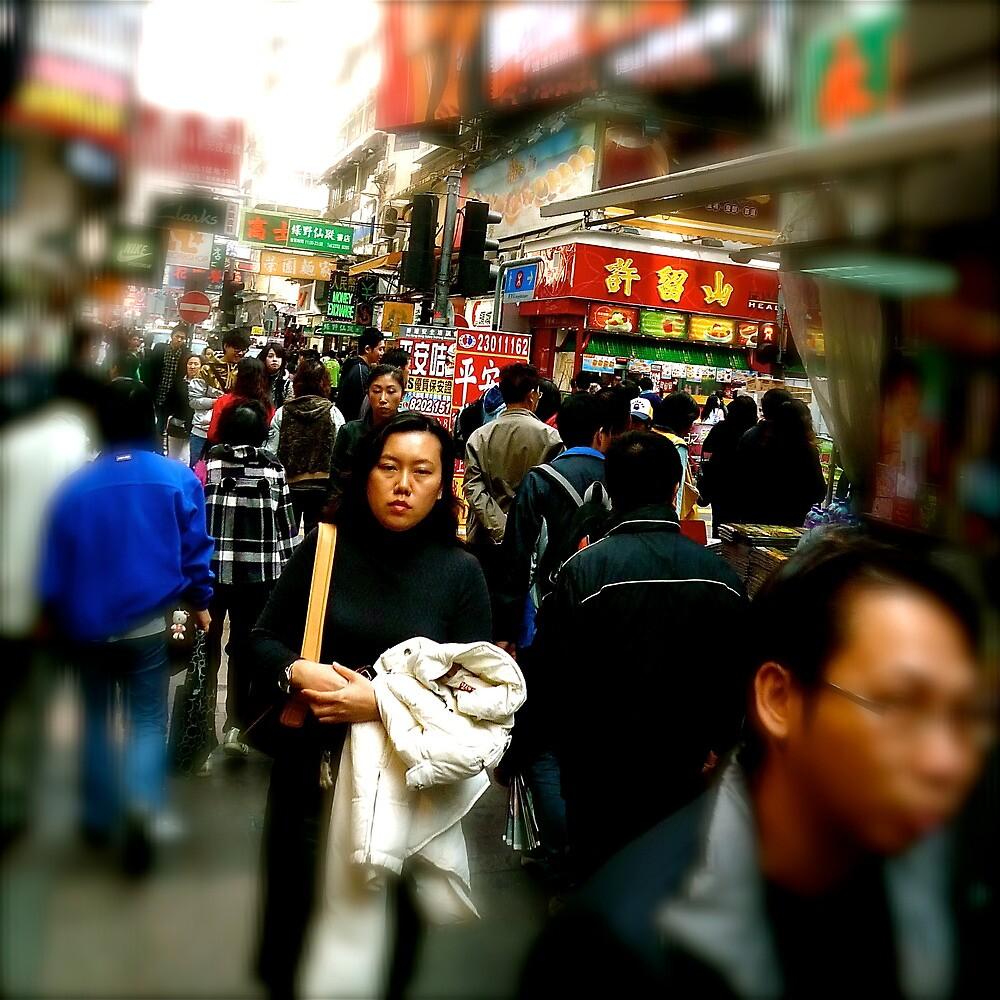 Mong Kok by Robert Baker