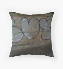 Quite Subliminal Wall Art Throw Pillow