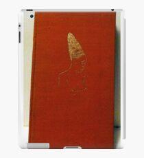 gilt cover antique book iPad Case/Skin
