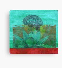cerebral agave Canvas Print