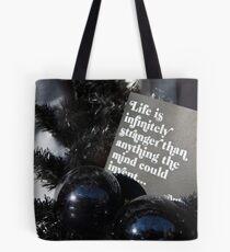 Infintely Stranger Tote Bag