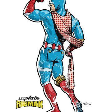 Captain RibMan by RibMan