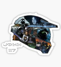 Halo - Remembrance  Sticker