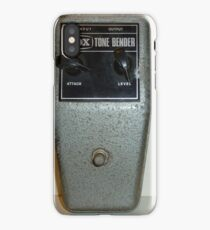 Vox Tone Bender Tonebender 1960's Fuzz Box iPhone Case/Skin