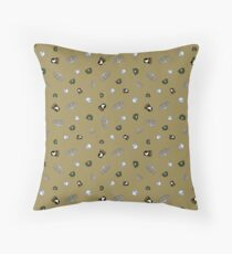 Iconic 506th Parachute Infantry Regiment Throw Pillow