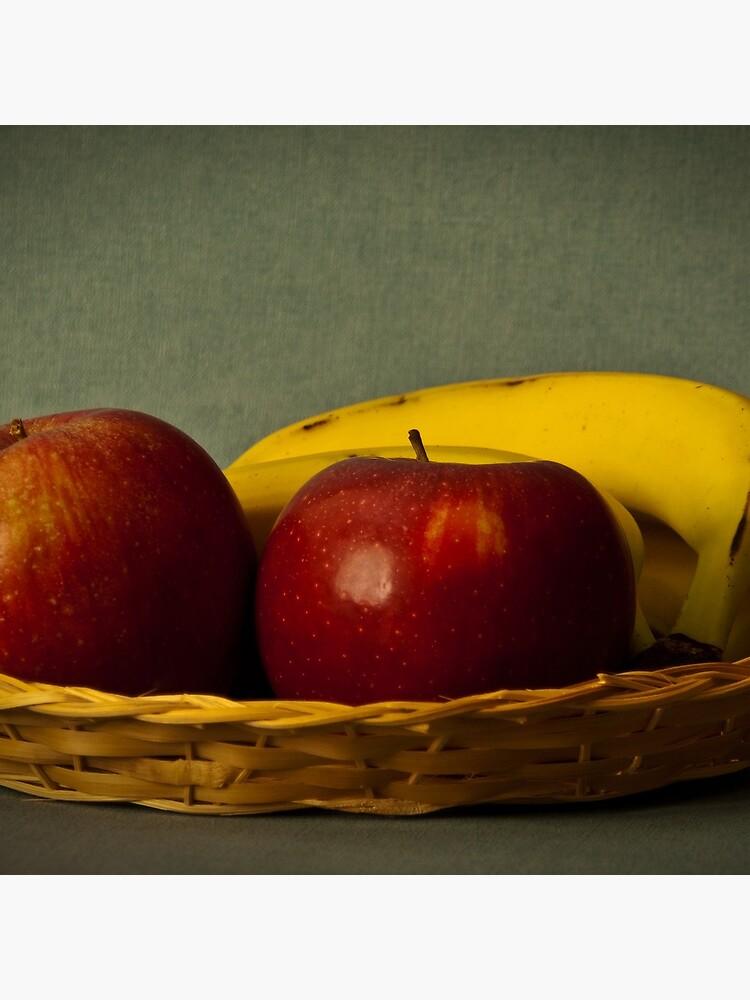 Cesto di mele e banane by rapis60
