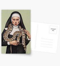 Nun the Wiser Postcards