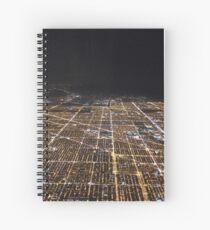 ORD Chicago Spiral Notebook