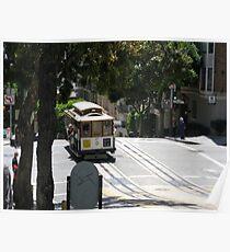 Trolley Car Poster